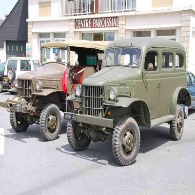 רכבים מהסוג ששימשו את היחידה ל